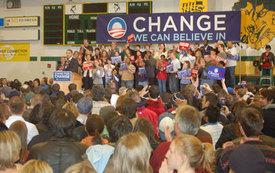 Big change starts in Iowa