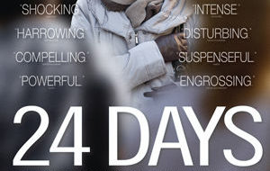 """J'accuse: French film """"24 Days"""" in review"""
