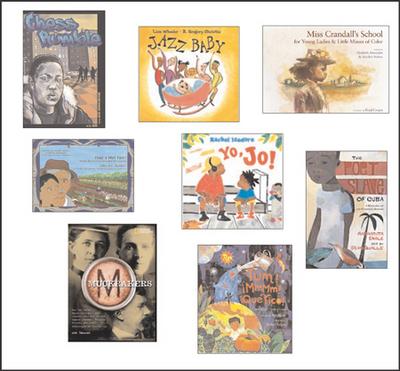 Some terrific new childrens books