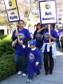 Health care union kicks off united bargaining