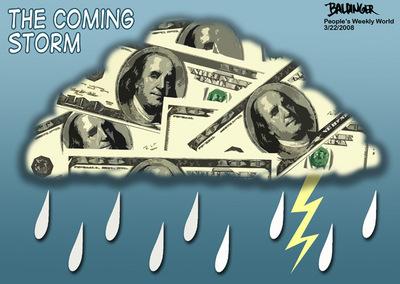 CARTOON: The Coming Storm