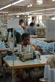 Blogging from India #6  Cotton mills of Tirupur