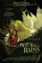 MOVIE REVIEW  Before the Rains