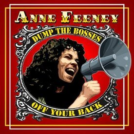 Is Anne Feeney irreverent?