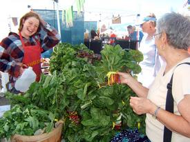 Saving our food and farmland