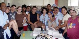 American youth witness greening of Cuba