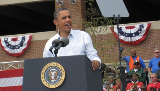 President Obama: Unions key to economic recovery