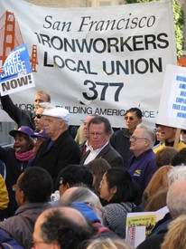 Workers welcome Free Choice Act