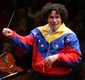 With great expectations, Venezuelas youth orchestra tours the United States