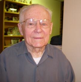 Shoe-repairman, veteran, bobbin boy, Communist: 93 years with a twinkle in his eye