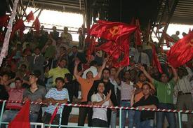 Thousands in Baghdad celebrate Iraqi Communists' 75th anniversary