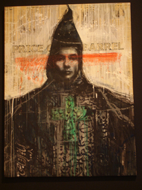 Art exhibit illustrates horrors of Iraq occupation