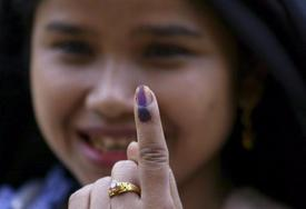 India's polls and South Asian peace