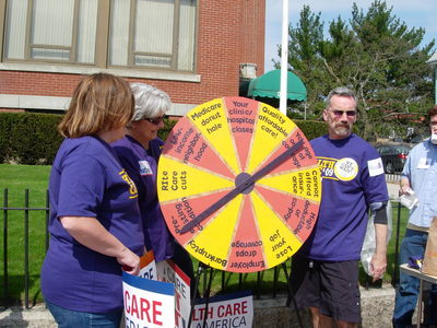 Health care should not be wheel of (mis)fortune