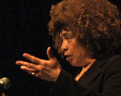 Angela Davis: Not another prison