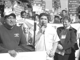 Interfaith solidarity boosts Pilsen workers