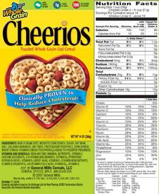 Cheerios and cholesterol — don't believe the hype, FDA warns