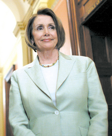 Pelosi comes out swinging for employee free choice