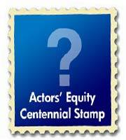 Actors Equity launches bid for commemorative stamp