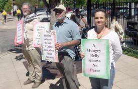 Palestinian Americans harshly sentenced