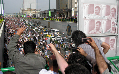 COMMENTARY Iran, elections and protest: the roots of reform