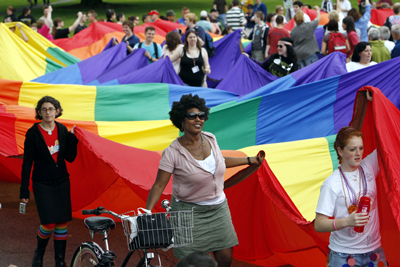 On same-sex benefits change is welcome but … LGBT leaders challenge Obama to go further
