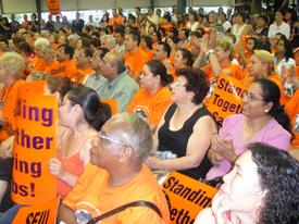 Hartmarx workers declare victory