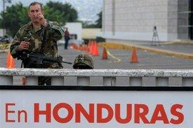 Showdown in Honduras