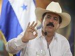 EDITORIAL Zelaya must return as president to Honduras