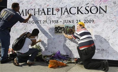 Michael Jackson will live forever