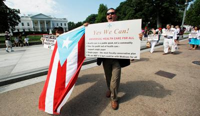 WORLDNOTES: Argentina, United Kingdom, Zimbabwe, Gaza, Thailand, Puerto Rico