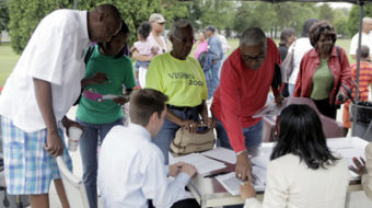 Anguished families search historic Black cemetery for graves of relatives