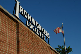 Ironworkers build more than just buildings, they build communities