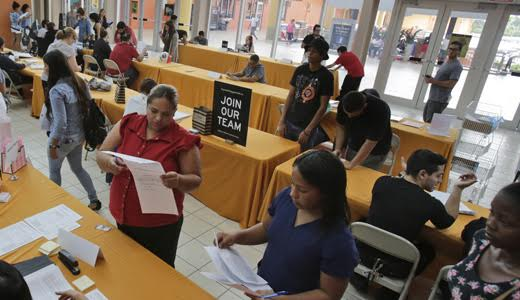 Unemployment rate rises in June to 4.9 percent