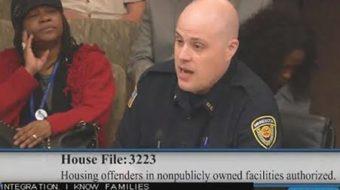 Minnesota private prison debate raises issues of race, justice