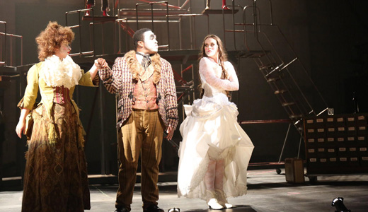 """A """"Threepenny"""" production to take on the road"""