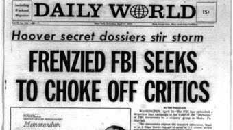 Brave activists who broke into FBI office in '71 remembered