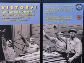 Display honors San Francisco General Strike anniversary