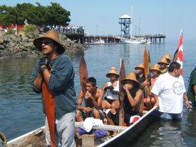 Native Americans celebrate history, struggle in northwest