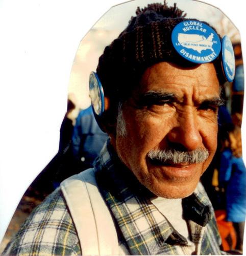 Mauricio Terrazas, Mexican American activist, dies at 92