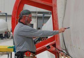 A wind farm in Pa. fuels green-collar union jobs
