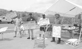 Solidarity grows for Southwest copper miners