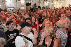 Left makes gains in German election shakeup