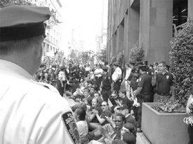 NYU grad students demand fair contract