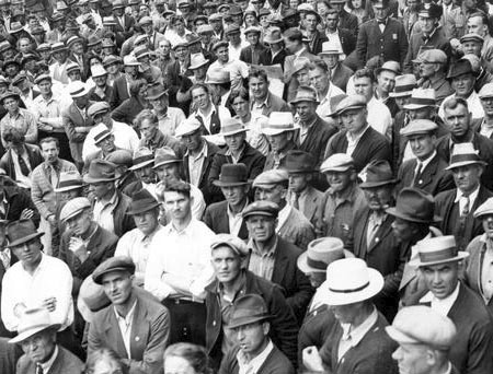 Today in labor history: Steel Workers Organizing Committee dissolved