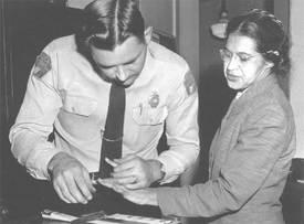 Rosa Parks  American heroine