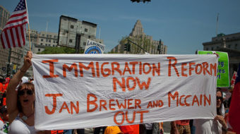 Police chiefs slam Arizona anti-immigrant law