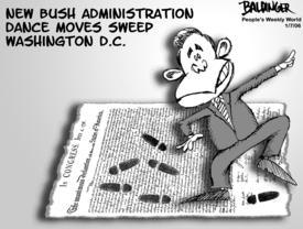 Cartoon: The Constitution Stomp