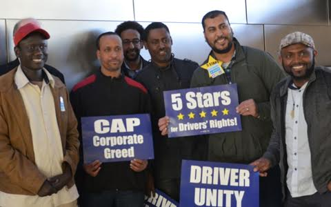 Seattle Teamsters local to organize Uber, Lyft drivers after city council vote