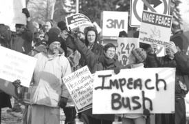 Bush budget: Trillions for rich, cuts for the rest of us